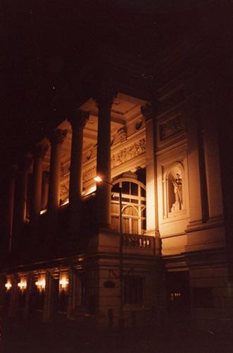 当時の英国ロイヤルオペラハウス