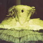 瀕死の白鳥 のチュチュ