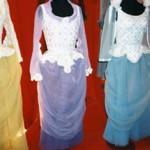 プリセツカヤさんのバレエ衣装