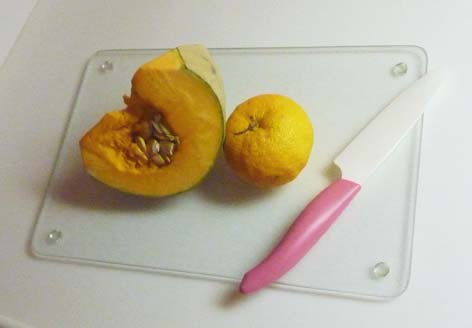 pumpkin&yuzu